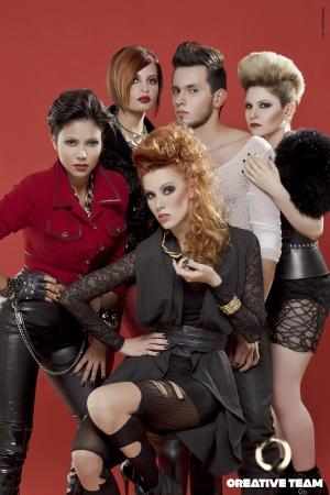 Looks: Isso é rock´n´roll! Luiz Materia (Stage Hair/ Creative Team)